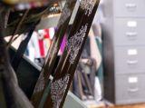 El oro de la lámina de estampado en caliente de la transferencia de calor Foil de Aluminio fácil para la producción de la máquina