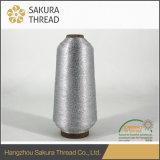 Filetto metallico del poliestere di MH Sakura per il ricamo del calzino