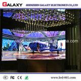 Fijos al aire libre de interior instalan la publicidad de la pantalla del panel del LED/video de visualización/de la muestra/de la pared/de la cartelera de alquiler P4/P6/P8/P10/P16
