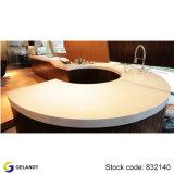 surface solide de 12mm-30mm pour la partie supérieure du comptoir de cuisine