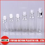120ml 화장품 포장을%s 둥근 모양 플라스틱 애완 동물 병 (ZY01-B023B)