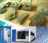 De Scherpe Machine van de Laser van de Vezel Ss/CS van de levering 1000W met de Bron van de Laser Ipg