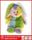 Cadeau de vacances de Pâques de jouet mou de lapin de peluche