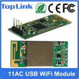 433Mbps Embedded 11AC 2.4G + 5g Dual banda USB WiFi módulo