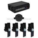 Sensores de estacionamento OEM com 4 sensores Instalação lisa