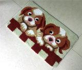 フィートメッセージの浴室犬の子供の洗濯できる浴室のシャワーの一定の床のマット