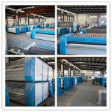 Plancha del lavadero industrial de Ironer de tres rodillos (3000m m)