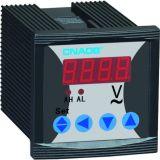 Одна фаза цифровой вольтметр с тревогой размер 48*48 AC500V