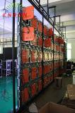 Innen-P4.8/P6 LED Anzeigetafel 576X576mm über Helligkeit 2000nits
