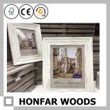 Frame rústico da foto da madeira contínua para a decoração do hotel ou a Home