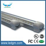 2017 UL Dlc Listado / Aprovado Frosted / Clear Cover 18W 1200mm 4FT / 4feet 40W 2.4m 8FT / 8feet T8 LED Tube Light / Bulbs