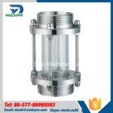 vidro de vista soldado extremidade do saneamento do aço inoxidável AISI304 de 63.5mm com rede da proteção
