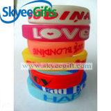 Wristbands freddi del silicone di nuovo modo caldo di promozione