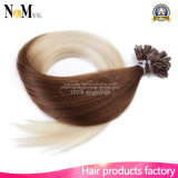 オリジナルの毛のイタリアのケラチンのNeitsi Uの先端のケラチンの毛の熱い融合の人間の毛髪