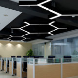 iluminação linear suspendida 20W do cair do diodo emissor de luz