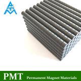 N40 D8 Zwarte Epoxy Permanente Magneet met het Magnetische Materiaal van het Neodymium