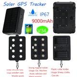 Inseguitore solare di GPS dell'automobile/bene/macchina con 9000mAh la batteria V34
