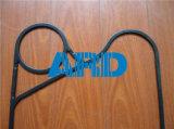 Gaxeta EPDM NBR do cambista de calor da placa da gaxeta de Vicarb V28 V20