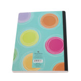 Hot Selling Recycled Glue Binding School Exercise Notebook