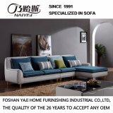 居間の家具- Fb1138のためのリネン高品質ファブリックが付いている現代デザイン部門別のソファー