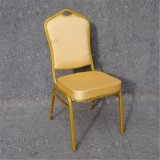 Obra clásica que empila la silla barata del banquete del hotel del metal (YC-ZL13-12)