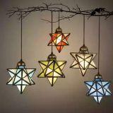 현대 젖빛 유리 각종 디자인 장식적인 늘어진 램프 빛