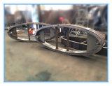 Châssis de porte en acier pour le tour du vent