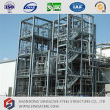 Sinoacme Alto da estrutura de metal da Planta Química