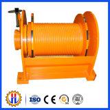Câble léger et léger à 3 tonnes tirant des treuils électriques