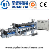 Línea de producción de plásticos usados Maquinaria de reciclaje de plástico para granulación