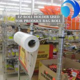 Мешок упаковки еды супермаркета пластичный на крене