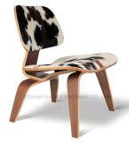 Kundenspezifischer Entwurf Eames Lcw hölzerner Stuhl (Aschen-Holz furniert)