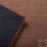 Tessuto Mixed delle lane di /Acrylic del cotone delle lane per l'autunno in Brown