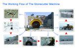 L'exploitation minière Hualong Double tailleur de pierre de la machine pour une carrière avec brevet d'invention