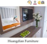 [فوشن] أثاث لازم تصميم طازج خشبيّة فندق غرفة نوم أثاث لازم ([هد409])