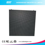6500 Alquiler liendres alto brillo P5.95 exterior de pared LED de Video en medios publicitarios