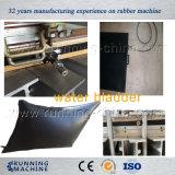 Correia transportadora do PVC que articula a máquina com refrigerar de água