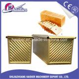 Doos van de Toost van het Brood van het Aluminium van de teflonDeklaag de Pan met Deksel