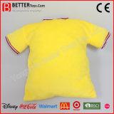 ファンのためのスポーツの昇進のフットボールのワイシャツによって詰められるクッション