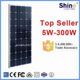 150W 200W 250W 300W 310W Painel solar monocristalino de 320W com certificado TUV e Ce