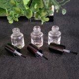 5ml, 10ml, bouteille en verre circulaire sensible du clou 15ml (NDB10)