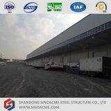 Sinoacme는 강철 구조물 창고 제작을 전 설계했다