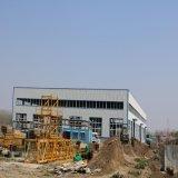 Oficina da construção de aço da extensão de 40 medidores sem coluna média