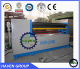 tipo assimétrico elétrico mecânico máquina W11F-6X2500 da placa do rolamento e de dobra