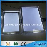 LED Frameless Crystal de bord (boîte cristal léger)