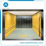 싼 가격 화물 상승 및 창고에서 사용되는 서비스 엘리베이터