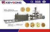 Machines van de Verwerking van Chunck van de Goudklompjes van de Boon van de soja de Eiwit