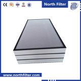 Фильтр панели высокой эффективности для очищения воздуха