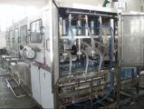 600 barils de ligne d'eau de source de Matural d'eau embouteillée