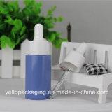 botella plástica de empaquetado cosmética de la botella cosmética de la botella del goteo 30ml